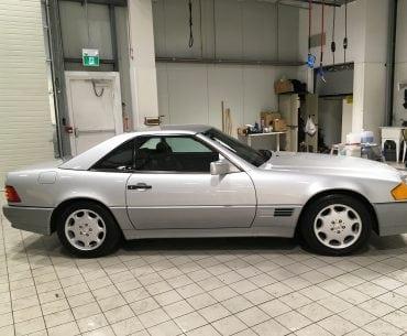 MERCEDES 300SL 1992