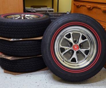 4 pneus Radial Line