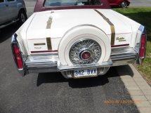 Cadillac Brougham 1989_Rear