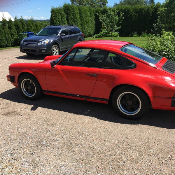 IMG_0073 Porsche 911 Carrera 1985