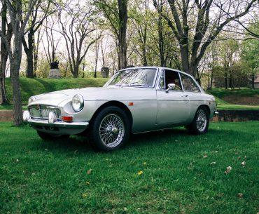MGC GT 1969 «ADO52»