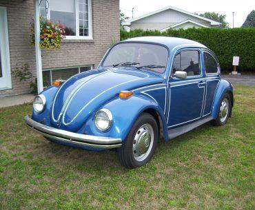 VOLKSWAGEN Beetle coupé 1973