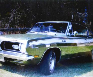PLYMOUTH Barracuda 1969,