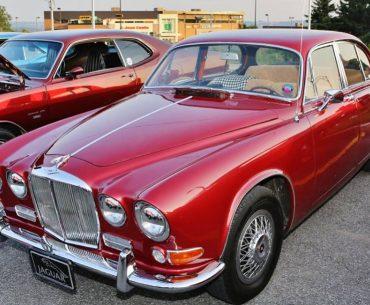 JAGUAR 520 1968