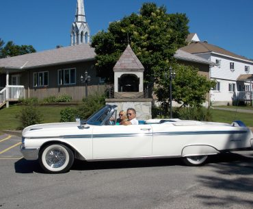 FORD Galaxie 500 Sunliner 1962