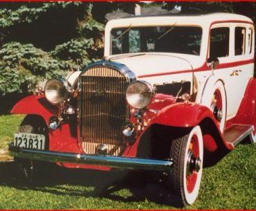 BUICK SEDAN 1932