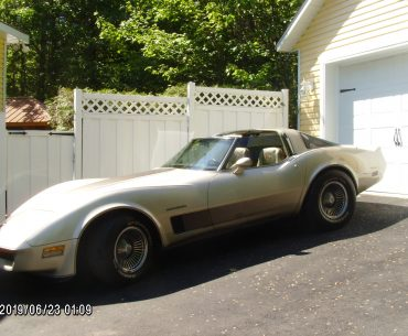CORVETTE C-3 COLLECTOR 1982