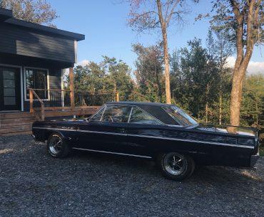 DODGE Coronet 444 1966