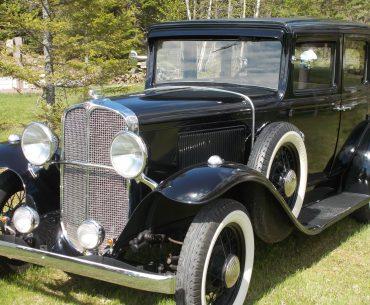 PONTIAC SIX 1931