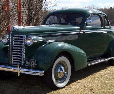 BUICK sport coupé 1938