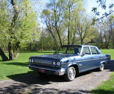 AMC Rambler Classic 770 1966