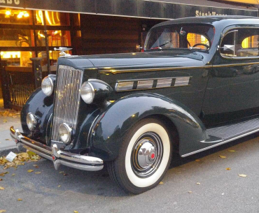 PACKARD 120 Touring 1937