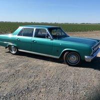 AMC Ambassador 1965