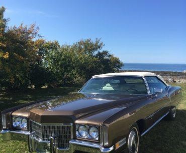 Cadillac Eldorado 1971