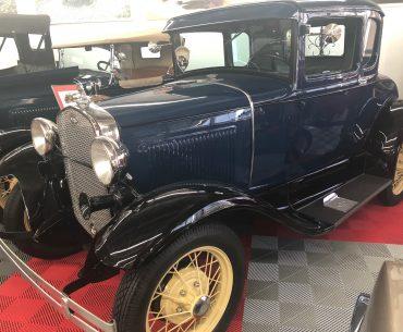FORD Modèle A 1931