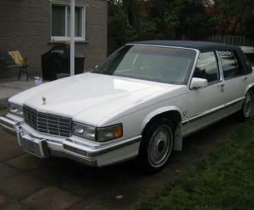 CADILLAC DeVille Limited 1992
