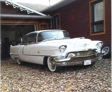 CADILLAC DeVille 1956