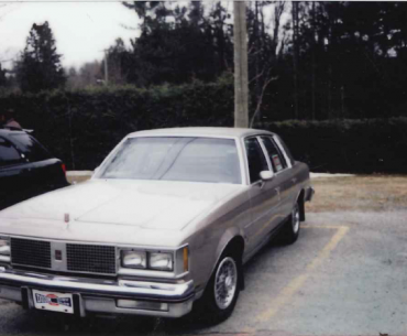 OLDSMOBILE Cutlass 1983