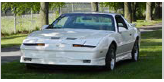 PONTIAC Trans Am GTA 1988