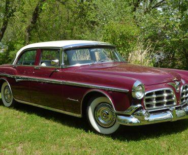 CHRYSLER Imperial 1955