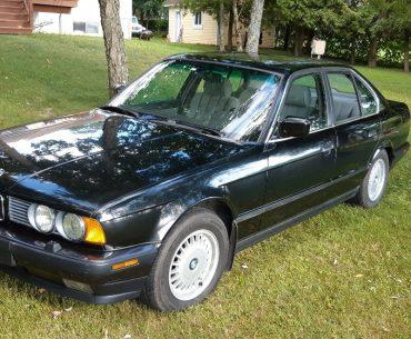 BMW 525 berline 1989
