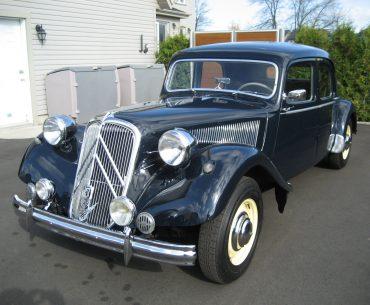 Citroën 15 Six H 1954