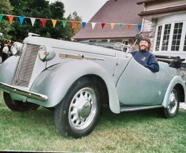 AUSTIN Cabriolet 1939