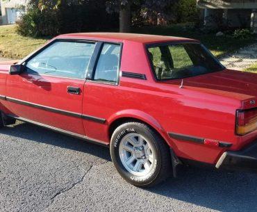 Toyota Celica 1984