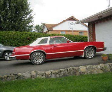MERCURY Cougar XR7 1977