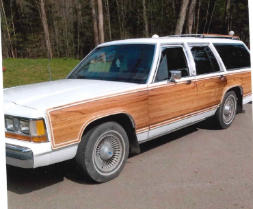 FORD Country Squire LX 1988