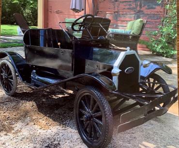 Ford jouet réplique – Mini modèle T à essence