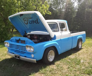 FORD F-100 1958